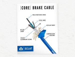 Core Brake Cable