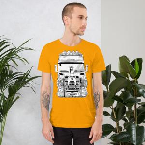 T-Shirt personalizzata con donne sexy, vogliose e pronte a tutto