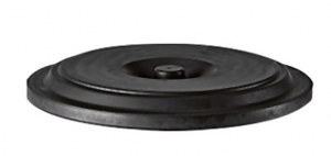 Coperchio per bidone Bianco/ Nero da lt.50/70 e lt.100/120