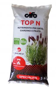 Top N Concime Organico con Microrganismi Cifo