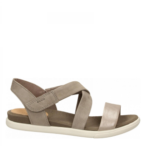 Damara Sandal Moon Rock SilverWarm Grey