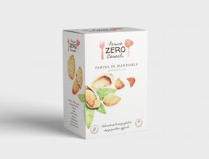 Farina di Mandorle Zerocereali SENZA ZUCCHERI AGGIUNTI - extra fine - 500g