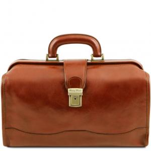 Tuscany Leather TL141852 Raffaello - Borsa medico in pelle Miele