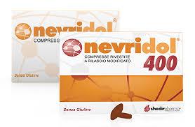 NEVRIDOL 400 - 40 COMPRESSE AD AZIONE ANTIOSSIDANTE PER IL TROFISMO DELLE CELLULE NERVOSE