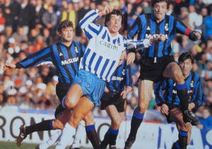 1986-88 Inter Pantaloncini Home XL (Top)