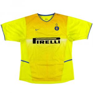 2002-03 Inter Maglia Terza L *Nuova