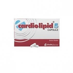 CARDIOLIPID 5- INTEGRATORE NATURALE IN GRADO DI NORMALIZZARE IL COLESTEROLO
