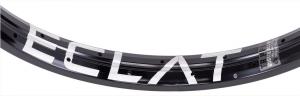 Eclat Trippin Cerchio Bmx | Colore Black