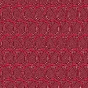 Sofabezug Möbel Bassetti Granfoulard RECANATI R1 3 Größen Rot