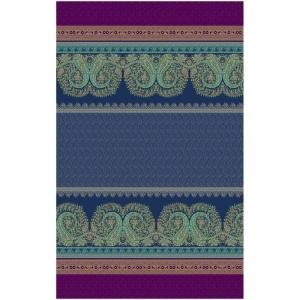 Sofabezug Möbel Bassetti Granfoulard RECANATI B1 3 Größen Blau