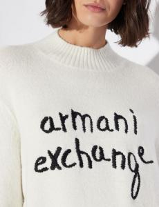 Maglione donna ARMANI EXCHANGE COLLO ALTO