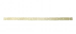 B 70 Gomma Tergipavimento ANTERIORE per lavapavimenti HAKO - tergi da 950 - NEW TYPE