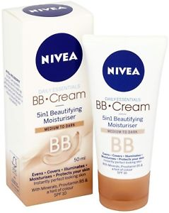 NIVEA-crema-BB-Daily-Essentials-5-in-1-riabbellire-Crema-Idratante-Medio-Scuro