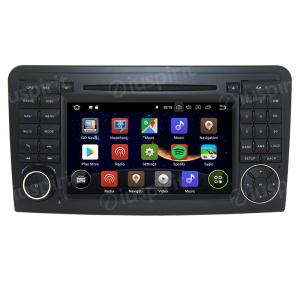 ANDROID 10 autoradio 2 DIN navigatore per Mercedes classe R W251 R280 R300 R320 R350 R500 R63 AMG 2006-2012 GPS DVD WI-FI Bluetooth MirrorLink