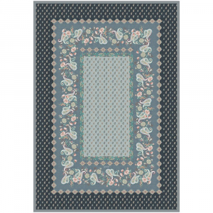 FABRIANO BASSETTI PLAID G1 135x190 Gray