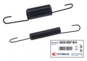 00165088 MOLLE PER CAVALLETTO LATERALE SCOOTER KYMCO 50>200 cc