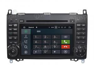 ANDROID 10 autoradio 2 DIN navigatore per Mercedes classe B W245 Classe A W169 B200 B150 B170 A180 A150 Mercedes Sprinter Vito Viano GPS DVD WI-FI Bluetooth MirrorLink