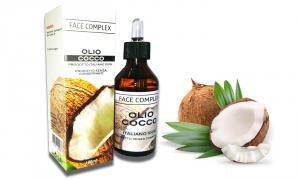 FACE COMPLEX - Olio essenziale di cocco