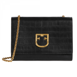 Shoulder bag Furla VIVA 1033694 NERO