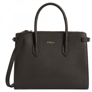 Hand and shoulder bag Furla PIN 1033087 ASFALTO g