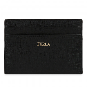 Credits card holder Furla BABYLON 1010164 NERO