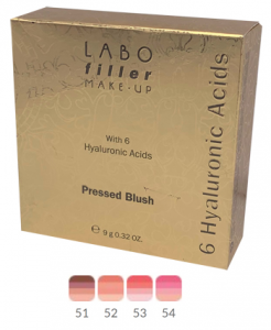 LABO FILLER MAKE-UP- FARD COMPATTO