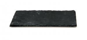 Piatto rettangolare in ardesia cm.26x16