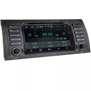 ANDROID 9.0 autoradio navigatore per BMW E39, BMW X5 E53, BMW M5, BMW E38  GPS DVD WI-FI Bluetooth MirrorLink