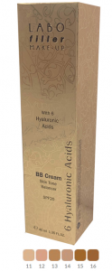 LABO FILLER MAKE-UP - BB CREAM PERFEZIONATORE DI TONO SPF 20