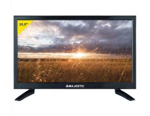 New Majestic TVD-220 S2 LED MP10 TV Hospitality 49,5 cm (19.5