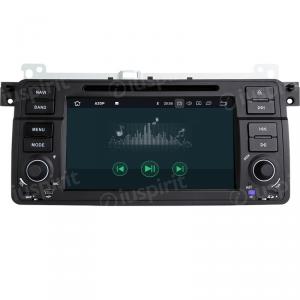 ANDROID 10 autoradio navigatore per BMW E46, BMW M3, Rover 75, MG ZT GPS DVD WI-FI Bluetooth MirrorLink