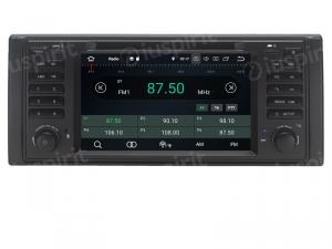 ANDROID 10 autoradio navigatore per BMW X5 E53, BMW E39, BMW M5, BMW E38 GPS DVD WI-FI Bluetooth MirrorLink