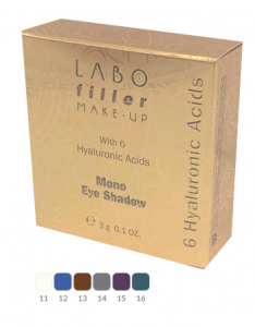 LABO FILLER MAKE-UP - OMBRETTO MONO CON 6 ACIDI IALURONICI