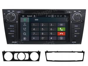 ANDROID 10 autoradio navigatore per BMW serie 3 BMW E90 BMW E91 BMW E92 BMW E93 GPS DVD WI-FI Bluetooth MirrorLink