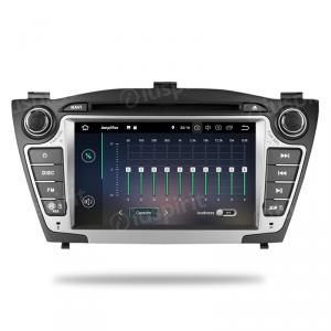 ANDROID 10 autoradio 2 DIN navigatore per Hyundai IX35 2009-2015 GPS DVD WI-FI Bluetooth MirrorLink