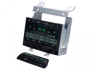 ANDROID 10 autoradio navigatore per Land Rover Freelander 2 2007-2012 GPS WI-FI Bluetooth MirrorLink