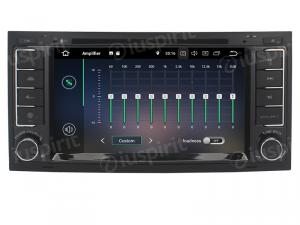ANDROID 9.0 autoradio 2 DIN navigatore per Volkswagen Touareg, T5 Multivan Trasporter GPS DVD WI-FI Bluetooth MirrorLink
