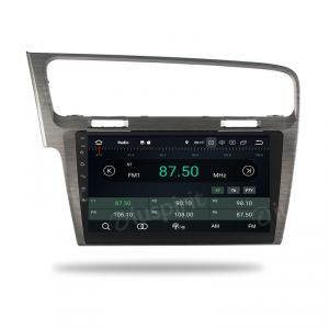 ANDROID 10 autoradio navigatore per Volkswagen Golf 7 2013-2018 GPS WI-FI Bluetooth MirrorLink
