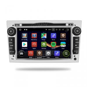 ANDROID 10 autoradio 2 DIN navigatore per Opel Antara Zafira Meriva Astra Corsa Vivaro Vectra Tigra Combo GPS DVD WI-FI Bluetooth MirrorLink