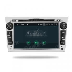 ANDROID 9.0 autoradio 2 DIN navigatore per Opel Antara/Zafira/Meriva/Astra/Corsa/Vivaro/Vectra/Tigra/Combo GPS DVD WI-FI Bluetooth MirrorLink