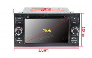 ANDROID 9.0 autoradio 2 DIN navigatore per Ford Focus/Mondeo/C-Max/S-Max/Galaxy/Transit/Fiesta/Fusion/Kuga GPS DVD WI-FI Bluetooth MirrorLink
