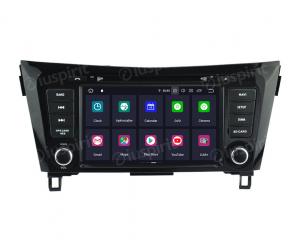 ANDROID 10 autoradio 2 DIN navigatore per Nissan Qashqai Nissan X-Trail Nissan Rogue 2014-2018 GPS DVD WI-FI Bluetooth MirrorLink