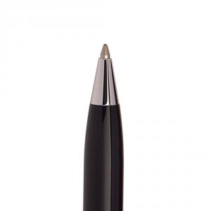 Penna a Sfera Ipsilon De Luxe Nera
