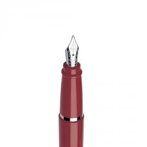 Penna Stilografica Ipsilon De Luxe Rossa