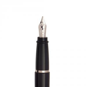 Penna Stilografica Ipsilon De Luxe Nera