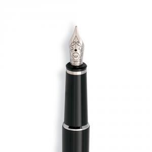 Penna Stilografica Talentum Resina Finesse Nera