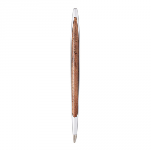 Penna Cambiano Noce / Alluminio