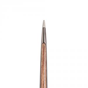 Pen Cambiano Walnut / Polished Black