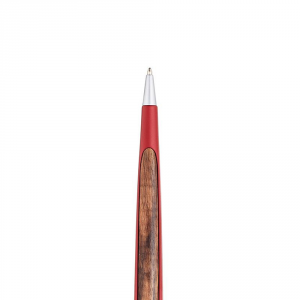 Pen Cambiano Ink Walnut / Red