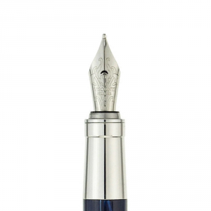 Penna Stilografica Rembrandt Blu